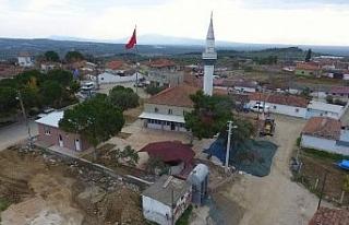 Saruhanlı Belediyesi Çakmaklı'nın çehresini...