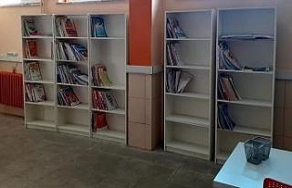 Şehit Özel Harekat polisi adına kütüphane