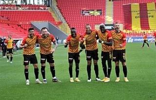 Süper Lig: Göztepe: 3 - Gençlerbirliği: 0 (ilk...