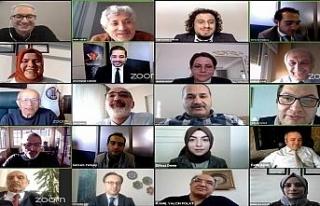 Türkiye'nin ilk online öğrenci kongresi ATATX2021...