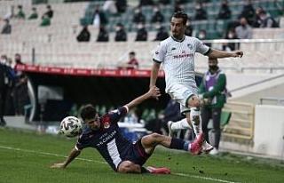 Ziraat Türkiye Kupası: Bursaspor: 0 - Antalyaspor:...