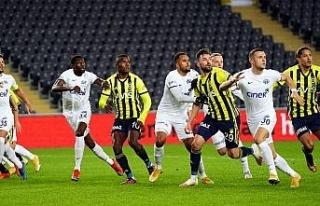 Ziraat Türkiye Kupası: Fenerbahçe: 0 - Kasımpaşa:...