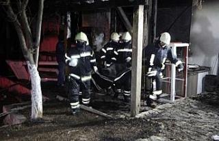 3 kişinin öldüğü restoran yangını eğlencede...