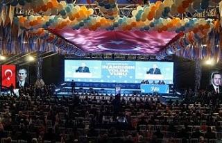 AK Parti Nevşehir İl Kongresi yapıldı