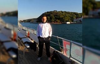 Alaşehir'in gururu Avrupa'da