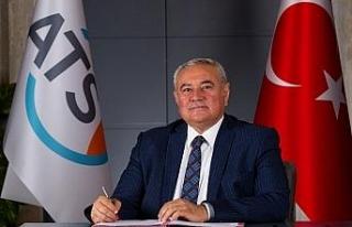 """ATSO Başkanı Çetin: """"Antalya sağlık turizmi..."""