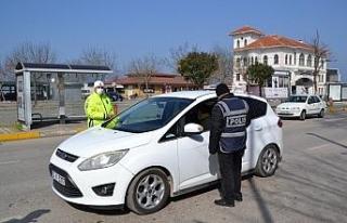 Bandırma'da denetimler arttırıldı