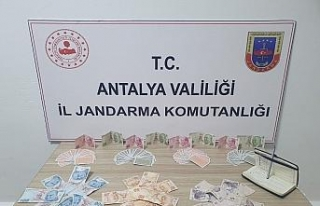 Barakaya kumar operasyonunda 6 kişiye 34 bin 230...