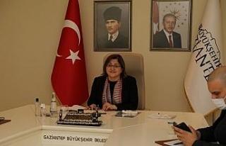 Başkan Şahin 'UNDP İstanbul İnovasyon Günleri'ne...