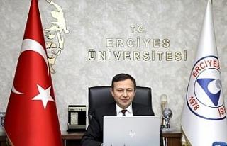 """ERÜ'de """"3.Araştırma ve İnovasyon Çalıştayı""""..."""