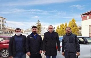 """Gençlik Hizmetleri Spor İl Müdürü Gürhan: """"Korkuteli..."""
