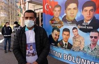 HDP önündeki aileler 540 gündür çocuklarından...