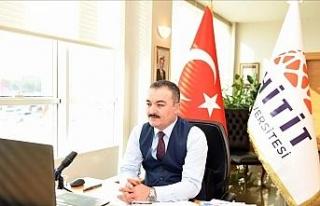 """Hitit Üniversitesi Rektörü Öztürk: """"İhtisaslaşmayı..."""