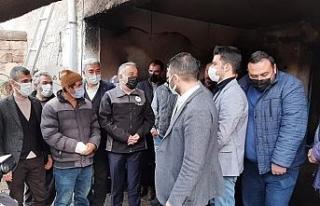 İl Tarım ve Orman Müdürü Şahin, 12 hayvanı...