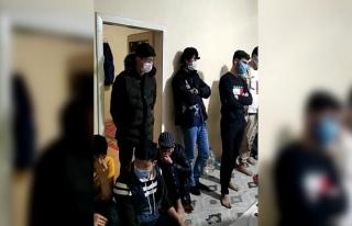 Kırşehir'de kumar operasyonu: 45 kişiye 88 bin...
