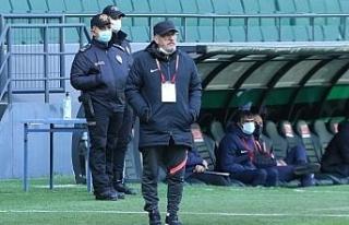 Kocaelispor - Afjet Afyonspor maçının ardından