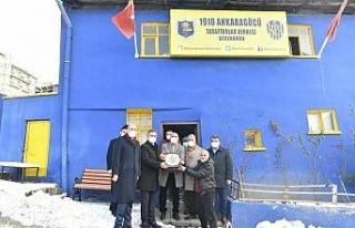 Mamak Belediye Başkanı Köse'den Ankaragücü...