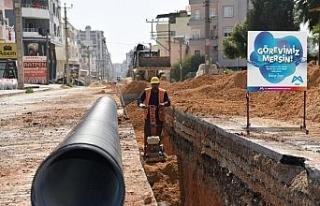 MESKİ, Kuyuluk bölgesinin kanalizasyon sorununu...