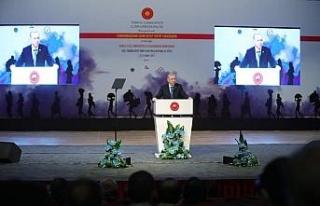 Rektör Aldemir İzmir'de Uluslararası Göç Konferansı'na...