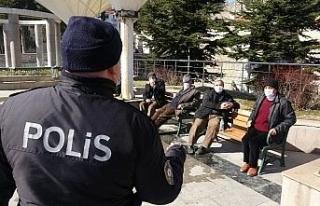 Riskli illerden Tokat'ta denetimler artırıldı
