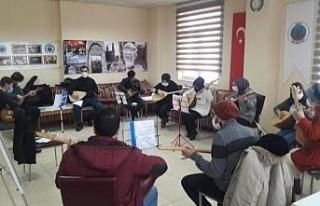 Siirt Belediyesinde kurslar başladı