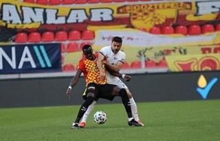 Süper Lig: Göztepe: 1 - Kasımpaşa: 0 (Maç sonucu)