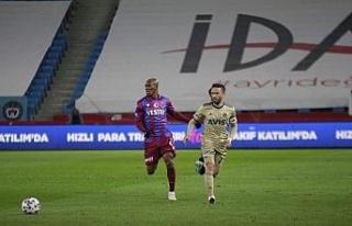 Süper Lig: Trabzonspor: 0 - Fenerbahçe: 0 (Maç...