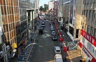 Trabzon'da alt yapı çalışmaları devam ediyor,...