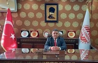 """TÜSİKON Başkanı Beşiktepe: """"Dik duruş ve..."""