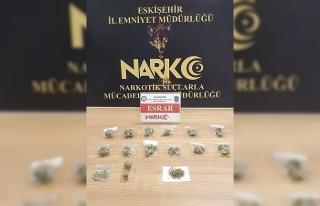 Uyuşturucu madde satan 1 kişi tutuklandı