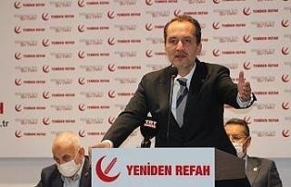 """Yeniden Refah Partisi: """"28 Şubat darbesi, Türkiye..."""