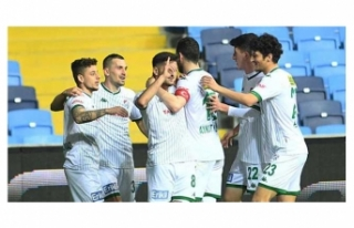 Adanaspor 0-3 BursasporTFF 1. Lig'in 27. haftasında...