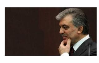 Bir kere de net ol be Abdullah Gül
