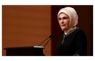 Emine Erdoğan: Erişilebilirlik dünya refahına...