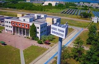 Gebze Teknik Üniversitesi'ne ait 152543 m²...