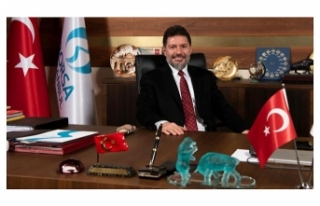 Hakan Atilla Borsa İstanbul Genel Müdürlüğü'nden...