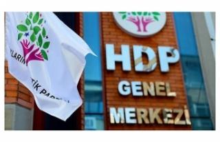 HDP'nin kapatılması istemiyle AYM'ye dava...