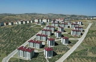 Kahramanmaraş Dulkadiroğlu'nda 297 adet konut...