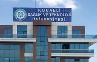 Kocaeli Sağlık ve Teknoloji Üniversitesi 68 akademik...