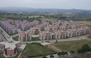 Konya Çumra'da 11 adet konut alanı imarlı...