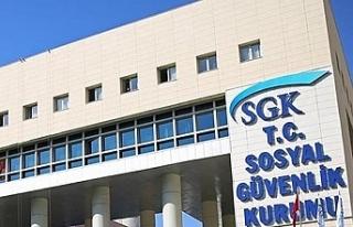 SGK'dan ait İstanbul ve Kocaeli'nde konut...