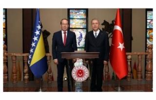 Türkiye-Bosna Hersek arasında Askeri Mali İşbirliği...