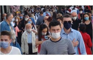 Türkiye'de son 24 saatte 29.058 koronavirüs...