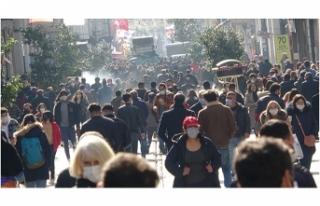 Türkiye'de son 24 saatte 39.302 koronavirüs...