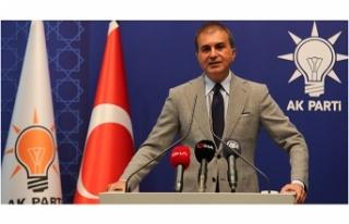 AK Parti Sözcüsü Çelik'ten HDP'ye tepki:...