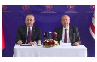 Bakan Çavuşoğlu: Rum lider toplantıya yeni bir...