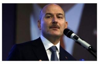 Bakan Soylu İstanbul'da 'Salgınla Mücadele...