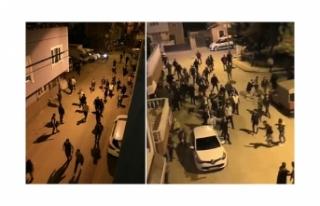 Bursa'da aileler arasında çıkan kavgada 15...