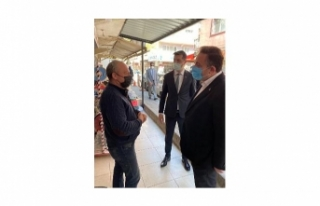 Bursa'da Cumhur ittifakı uyum içinde çalışmalarını...
