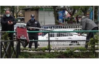 Bursa'da kırmızı valiz bomba paniğine neden...